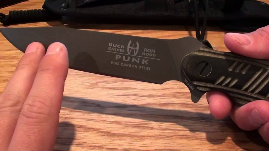 Buck 65 Hood Punk Knife